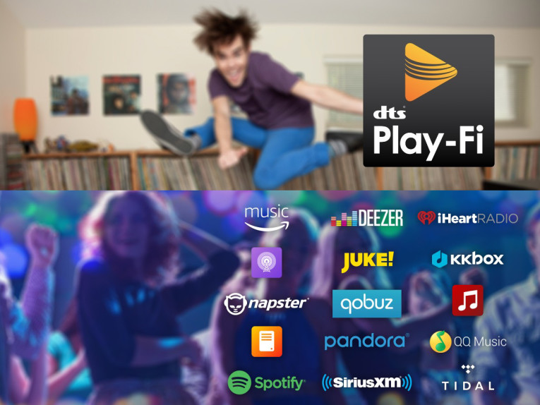 DTS Expands Amazon Music Support via DTS Play-Fi Wireless