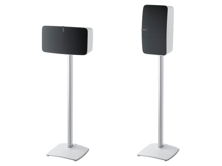 Sanus Expands Wireless Speaker Stand Series to Accommodate