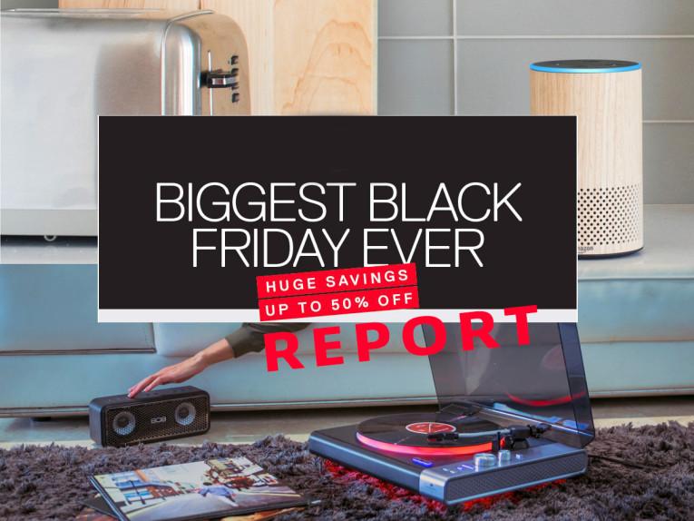 Black Friday: Futuresource Announces Key Global CE Retail