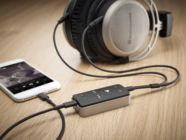 e970e62e41d beyerdynamic Launches Impacto Universal Mobile Hi-Res Digital-Analog  Converter for Apple and Android Devices