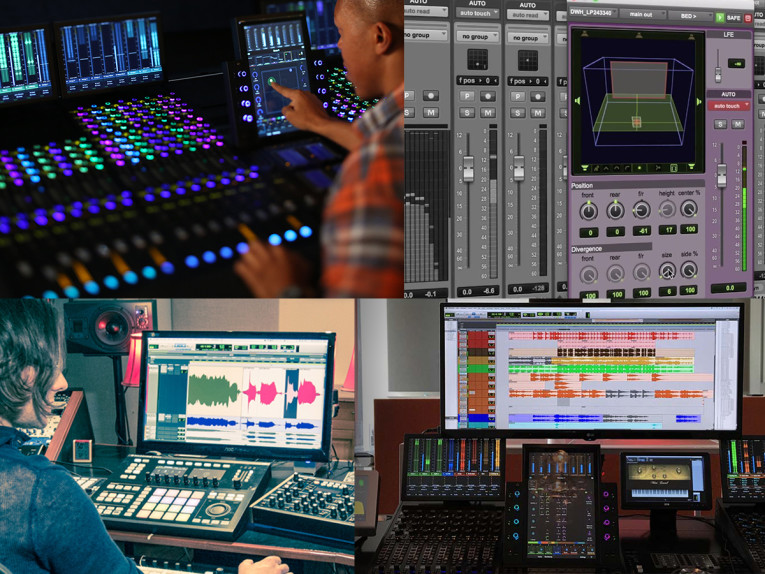 Avid Unveils New Generation Audio Software and Venue Live