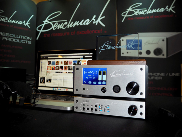 Benchmark Introduces new HPA4 Headphone and Line Amplifier
