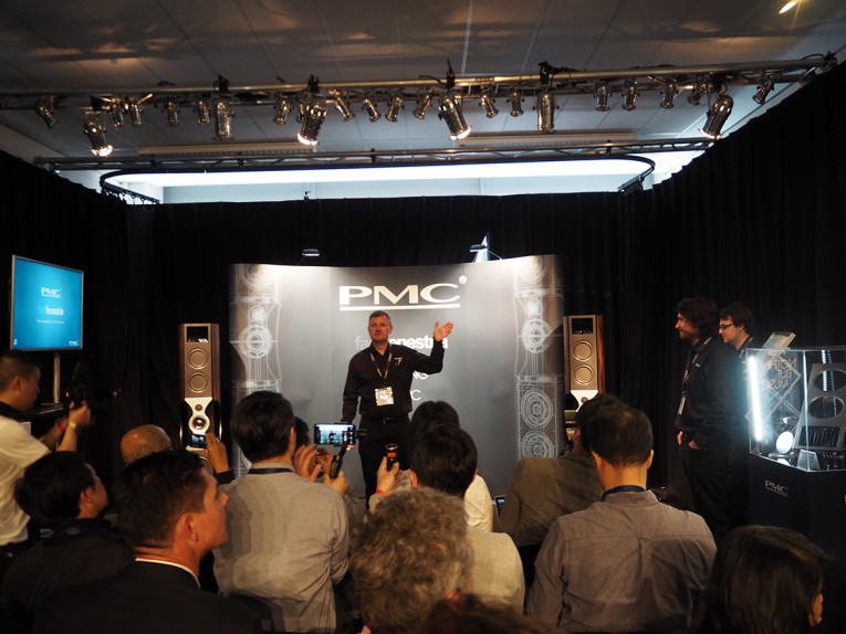 PMC Impresses at High End 2018 with New fenestria Flagship