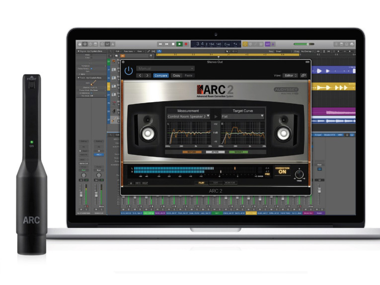 Fresh from the bench: ik multimedia arc 2. 5 advanced room.