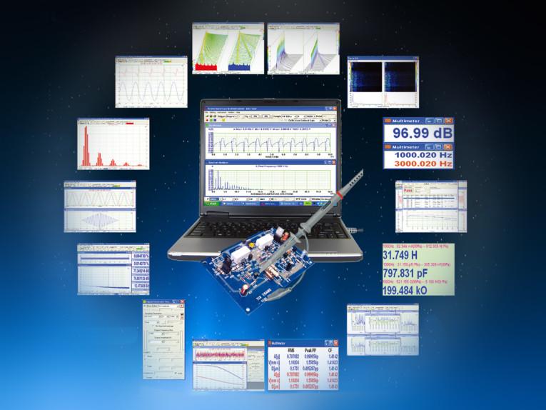 Practical Test & Measurement: The Virtins Multi-Instrument Software