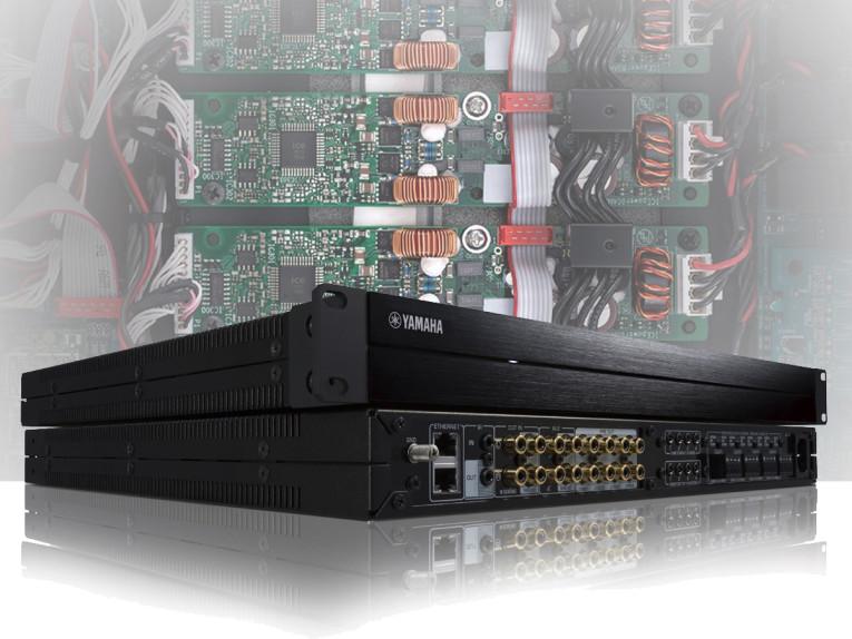 Yamaha Announces Quad-Streaming MusicCast Amplifier Designed
