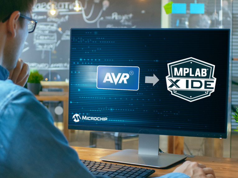 AVR Microcontrollers Now Supported in MPLAB X Integrated Development