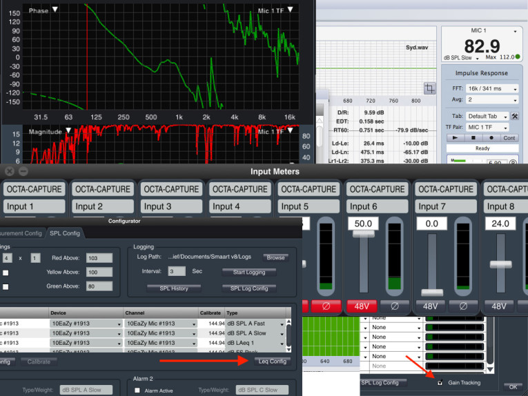 Rational Acoustics Confirms Smaart v8 3 Update Is Now