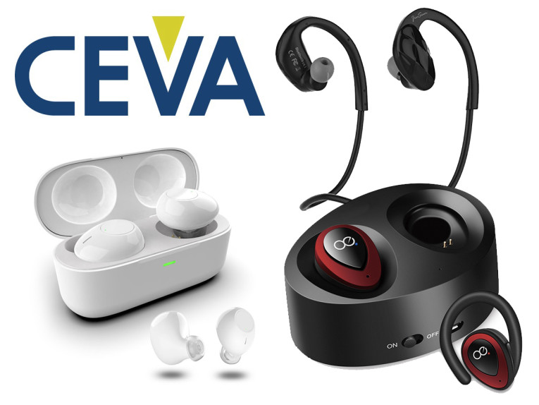 018e447eaf6 Basically, CEVA's Bluetooth Dual Mode IP was enhanced to work seamlessly  with Tempow's patented True Wireless Earbuds technology, eliminating the  need for ...