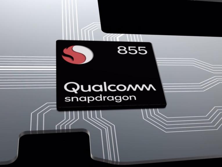 Qualcomm Announces New Snapdragon 855 Mobile Platform with aptX