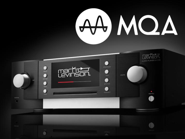Mark Levinson № 519 Audio Player Receives Firmware Update