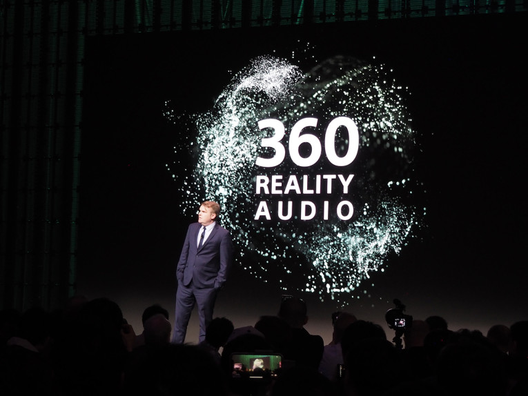 Sony Introduces 360 Reality Audio Music Experiences Powered by