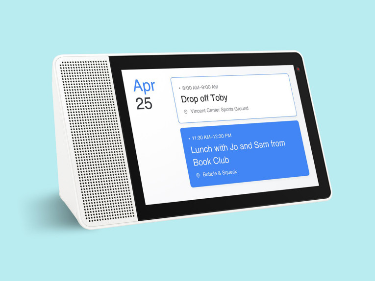 Smart Speakers Featuring Displays a Growing Trend According