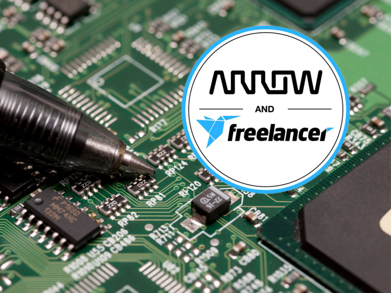 Arrow Electronics and Freelancer com Launch New Electronics