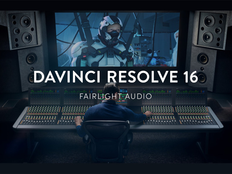 Blackmagic Design Announces DaVinci Resolve 16 with Much-Improved