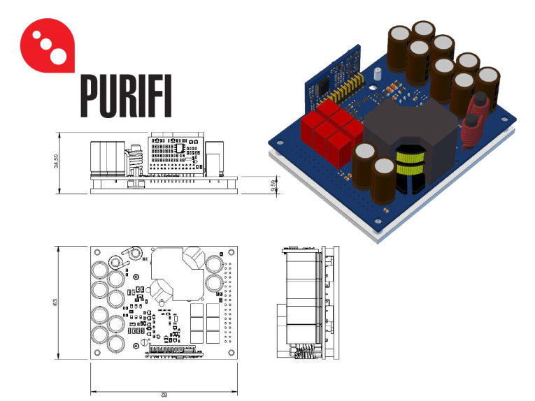 Purifi Audio Promises to Reduce Distortion in Speakers and
