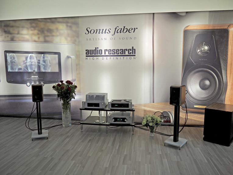 Sonus Faber Shows Minima Amator II Speakers at High End 2019