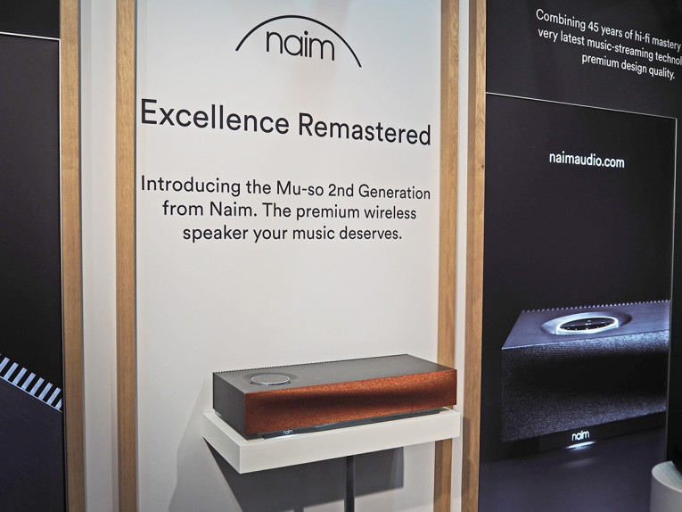 Naim Introduces Much Improved 2nd Generation Mu-so Integrated Music
