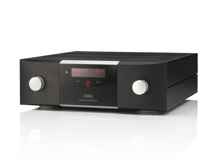 New Mark Levinson 5000 Series Integrated Amplifiers and