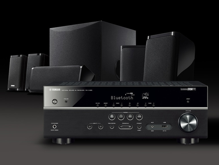 Yamaha Launches New 4K UHD Surround Home Theater Integrated