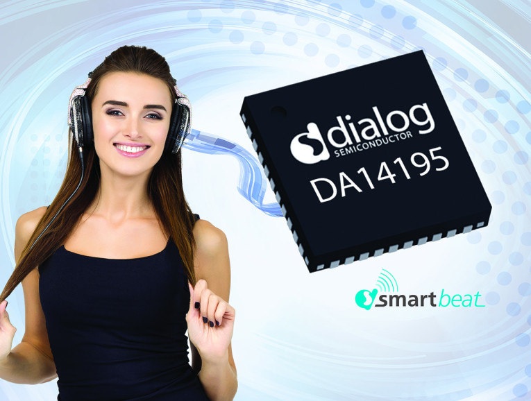 Dialog Semiconductor's SmartBeat Audio IC Enables a New Immersive