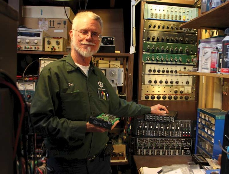 Q&A: Dan Dugan - Audio Engineer, Inventor, and Nature Sounds