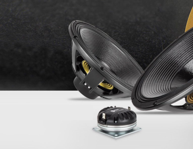 RCF Announces Three New Precision Transducers for Professional Audio