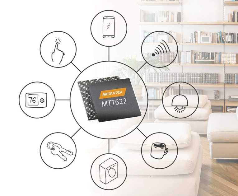 MediaTek Launches 4x4 802 11n/Bluetooth 5 0 System-on-Chip