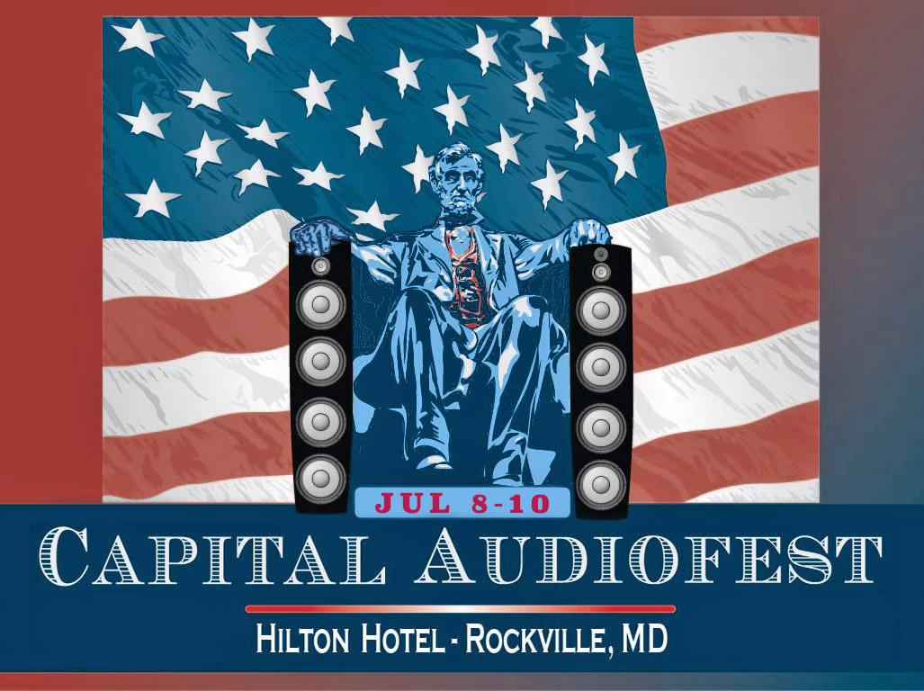 Capital Audiofest 2016 Returns to Hilton Hotel Rockville