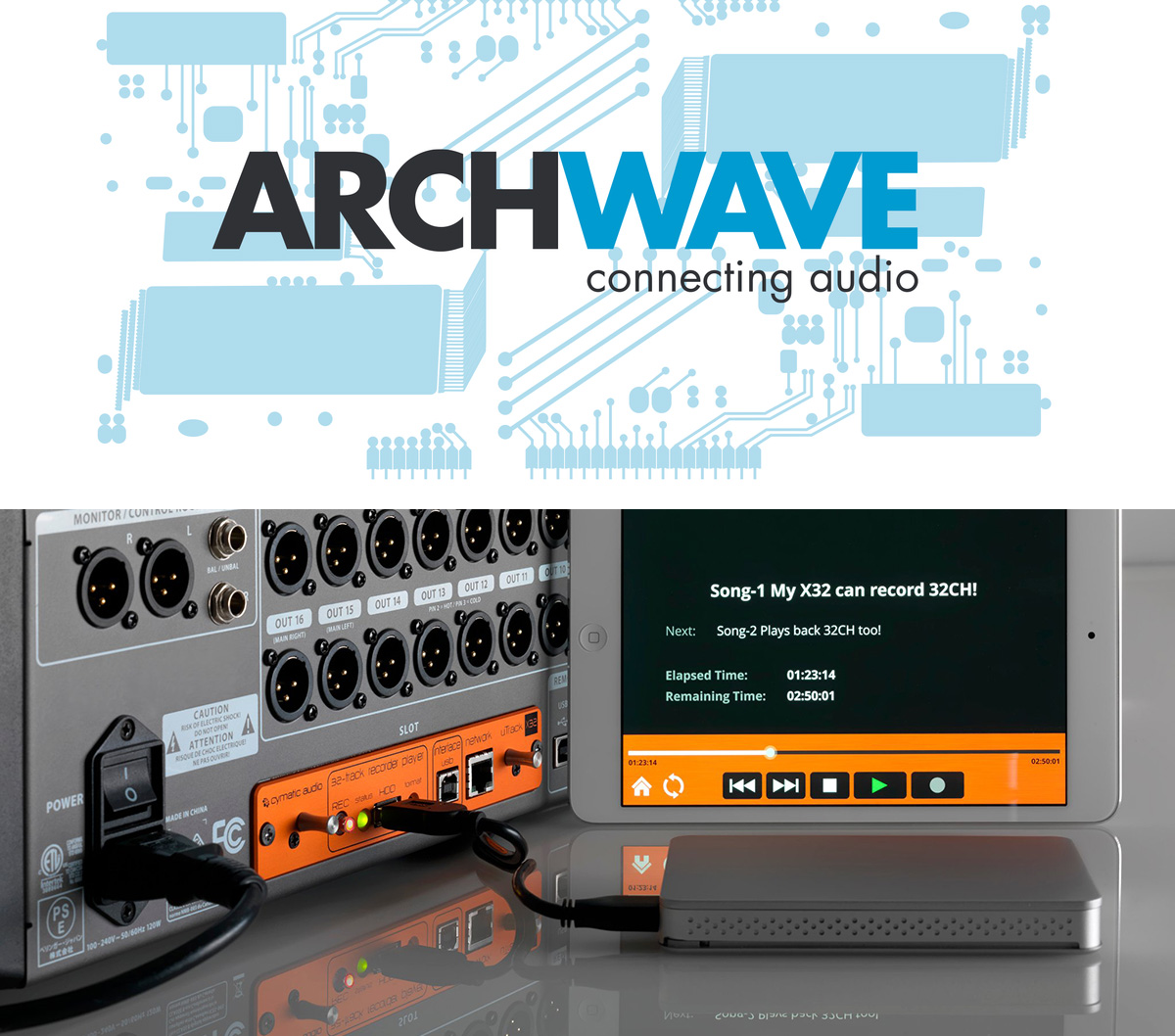 Riedel Acquires Archwave and Cymatic Audio and Creates Zurich IP Engineering Hub