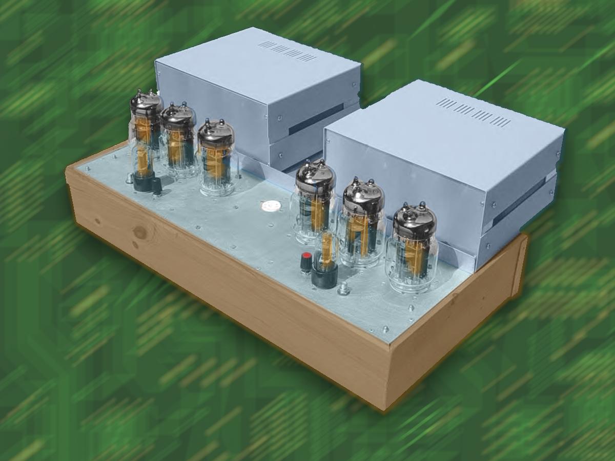 High Power SE 6C33C Amp   audioXpress