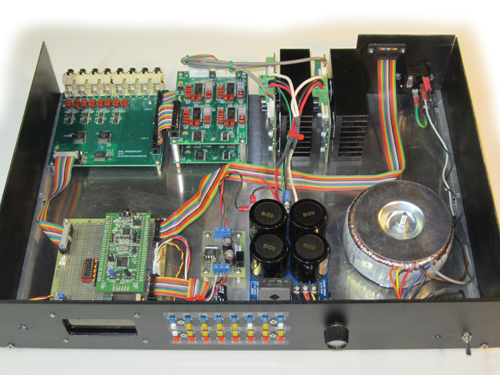 DIY Multi-Zone Home Audio System   audioXpress