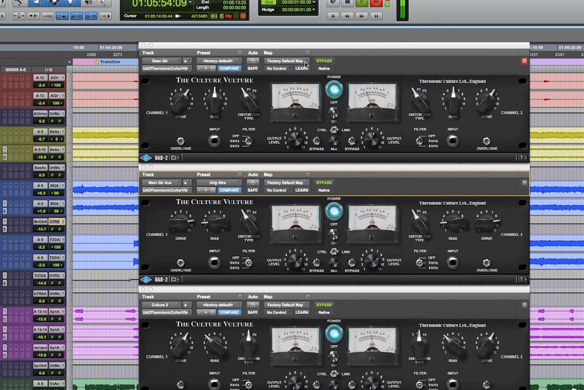 Universal Audio Releases Thermionic Culture Vulture Plug-In