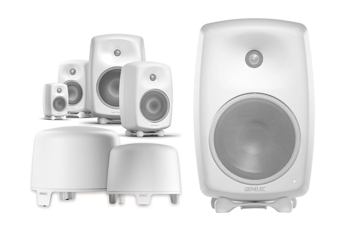 Genelec Home Audio G Series Active Loudspeakers | audioXpress
