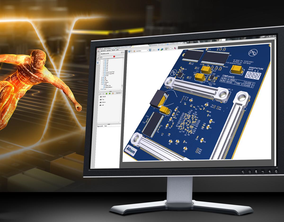 Altium Designer High-Speed PCB Design Tool Introduces New