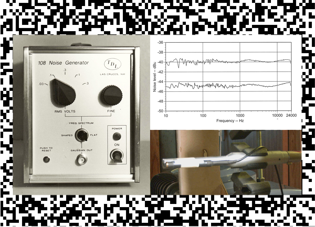 Audio Testing With Noise Audioxpress Filter For Stereo System