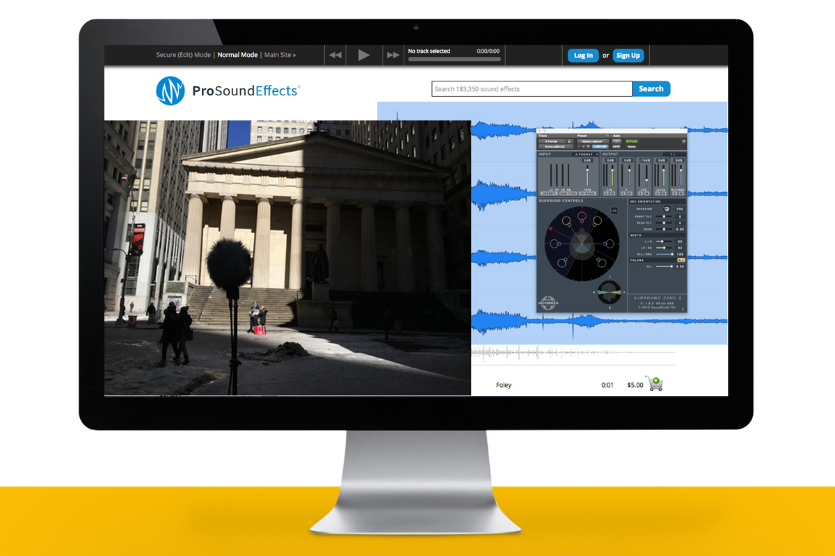 Ambisonics nyc ambisonics library now available from pro sound effects