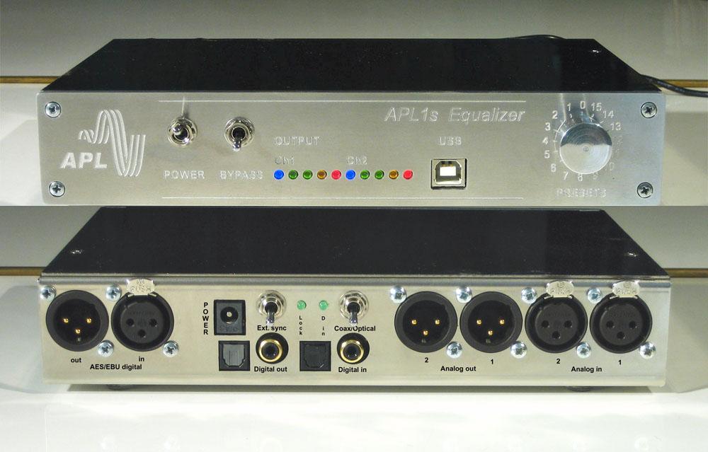Acoustic Power Lab Introduces APL1s Loudspeaker Equalization