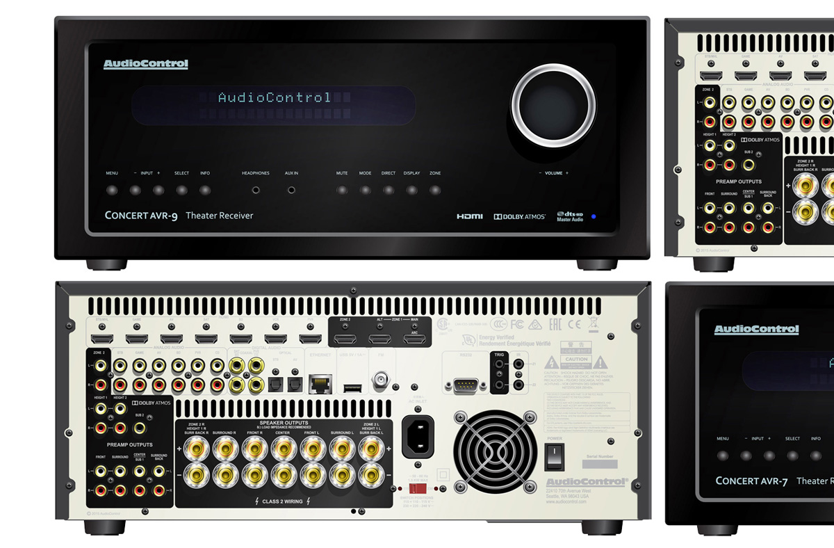 AudioControl Launches New Dolby ATMOS Concert AVR-7   AVR-9 Receivers    audioXpress 0c63c6908f