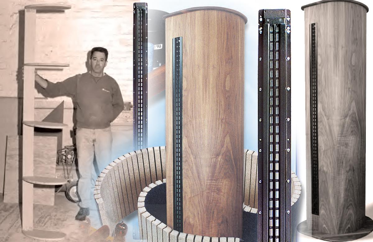 On Angel's Wings, Part 1 - A Speaker Design for the Bohlender