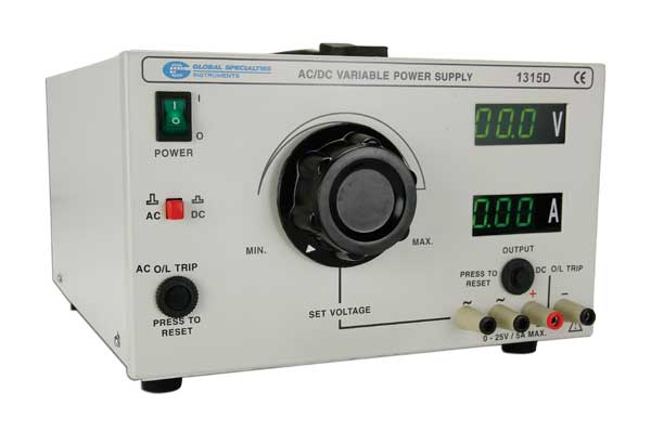 Global Specialties Releases New Digital AC/DC Power Supply | audioXpress