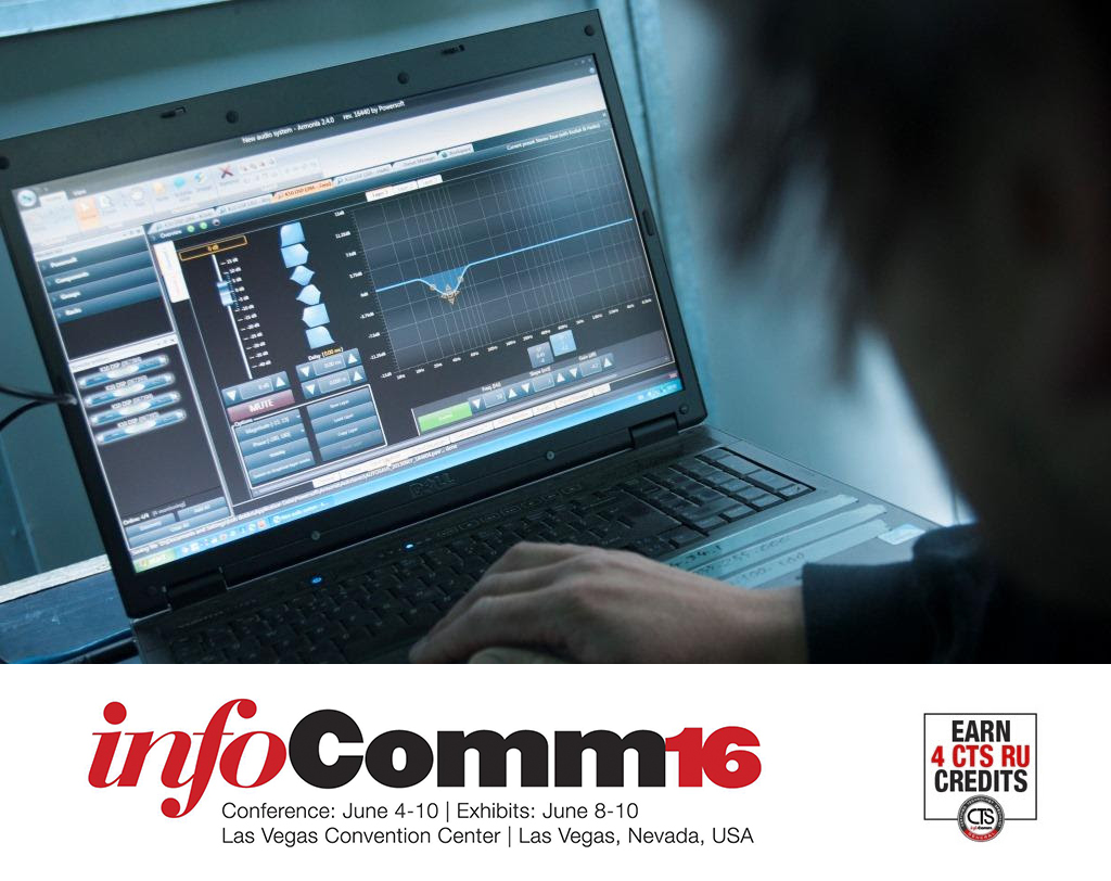Powersoft Promotes Training Sessions During InfoComm 2016