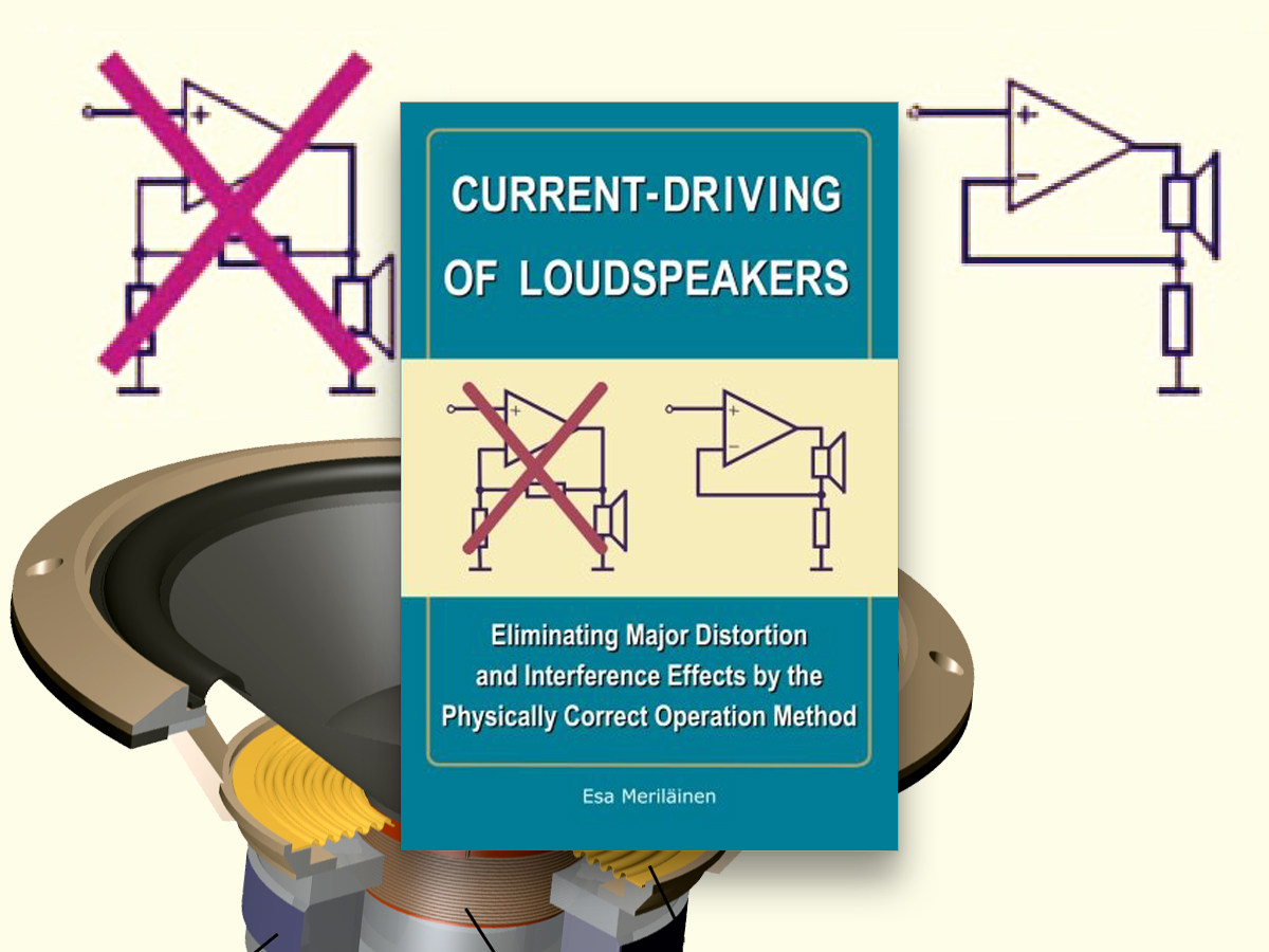 Current Driving Of Loudspeakers Book Review Audioxpress Figure 2 Power Amplifier Frequency Response
