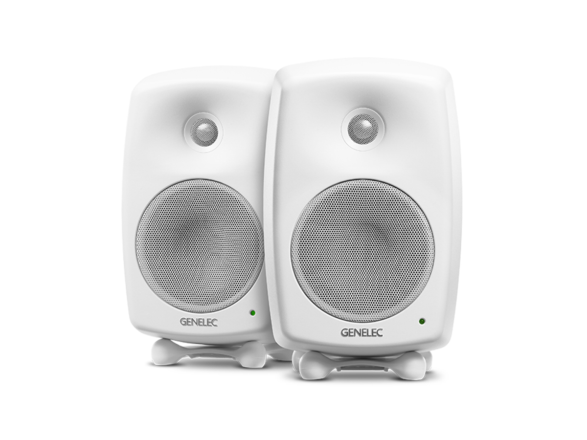 Genelec Updates Popular Monitors With New Smps Power Supplies And Car Amplifier Circuit 2x40w Based Tda8560q Class D Modules Audioxpress