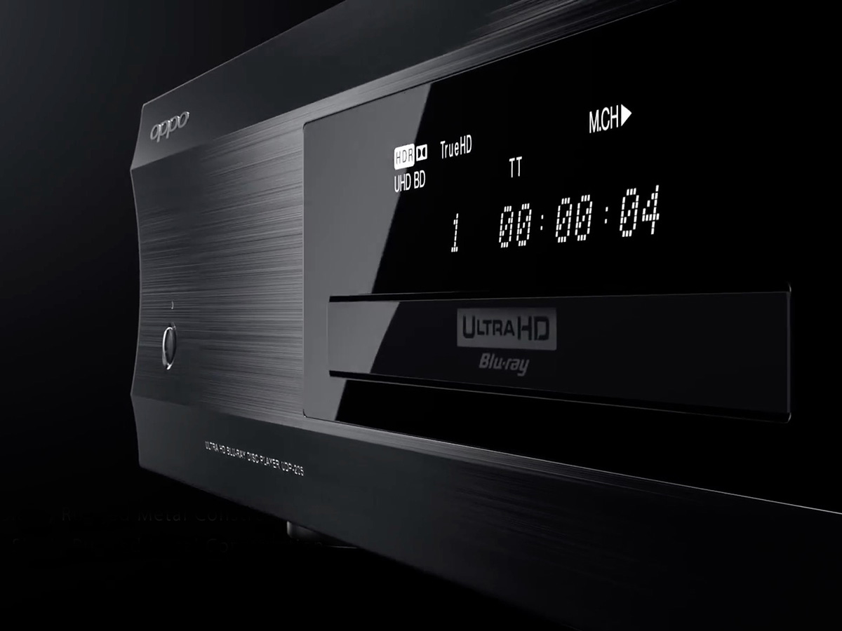 New Oppo Udp 205 Is The 4k Ultra Hd Blu Ray Disc Player That Audio Enthusiasts Are Waiting For Audioxpress