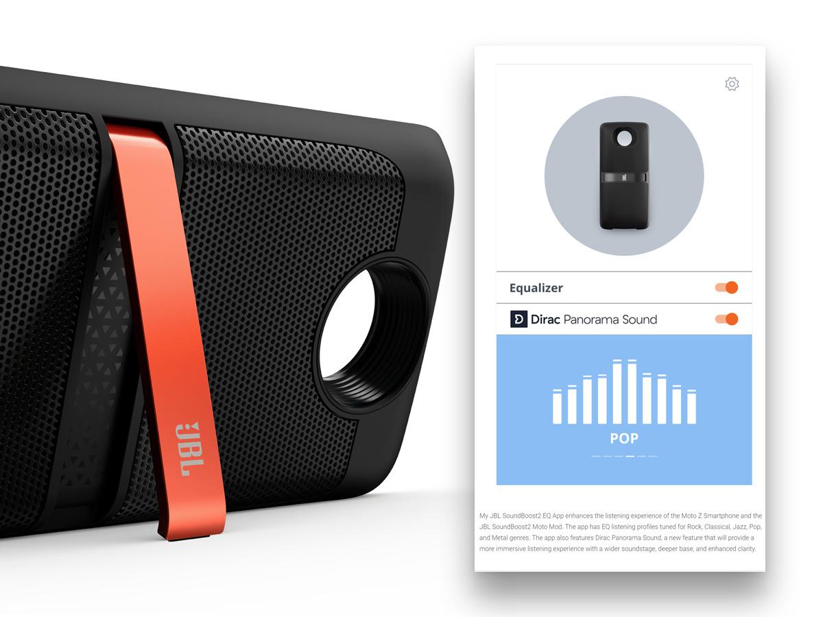Harman and Motorola Implement Dirac Panorama Sound for Smartphones