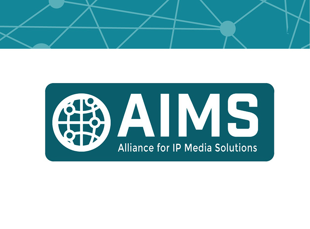 Media Networking Alliance (MNA) and Alliance for IP Media Solutions (AIMS) Announce Merger
