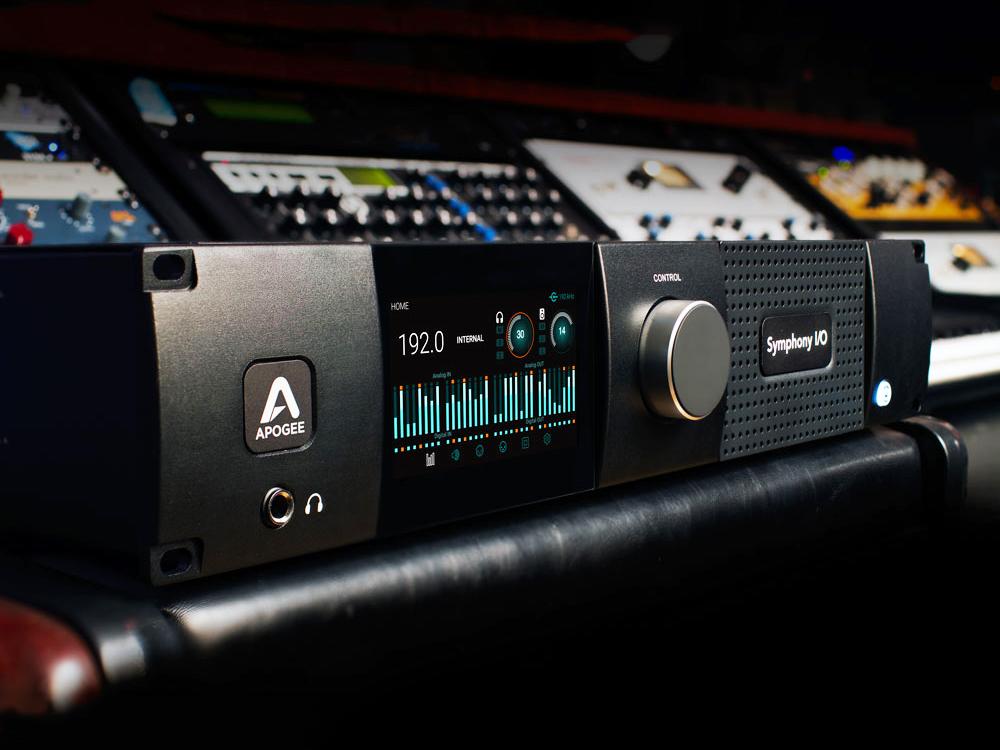 Apogee New Special Edition 2×6 I/O Module for Symphony I/O Mk II