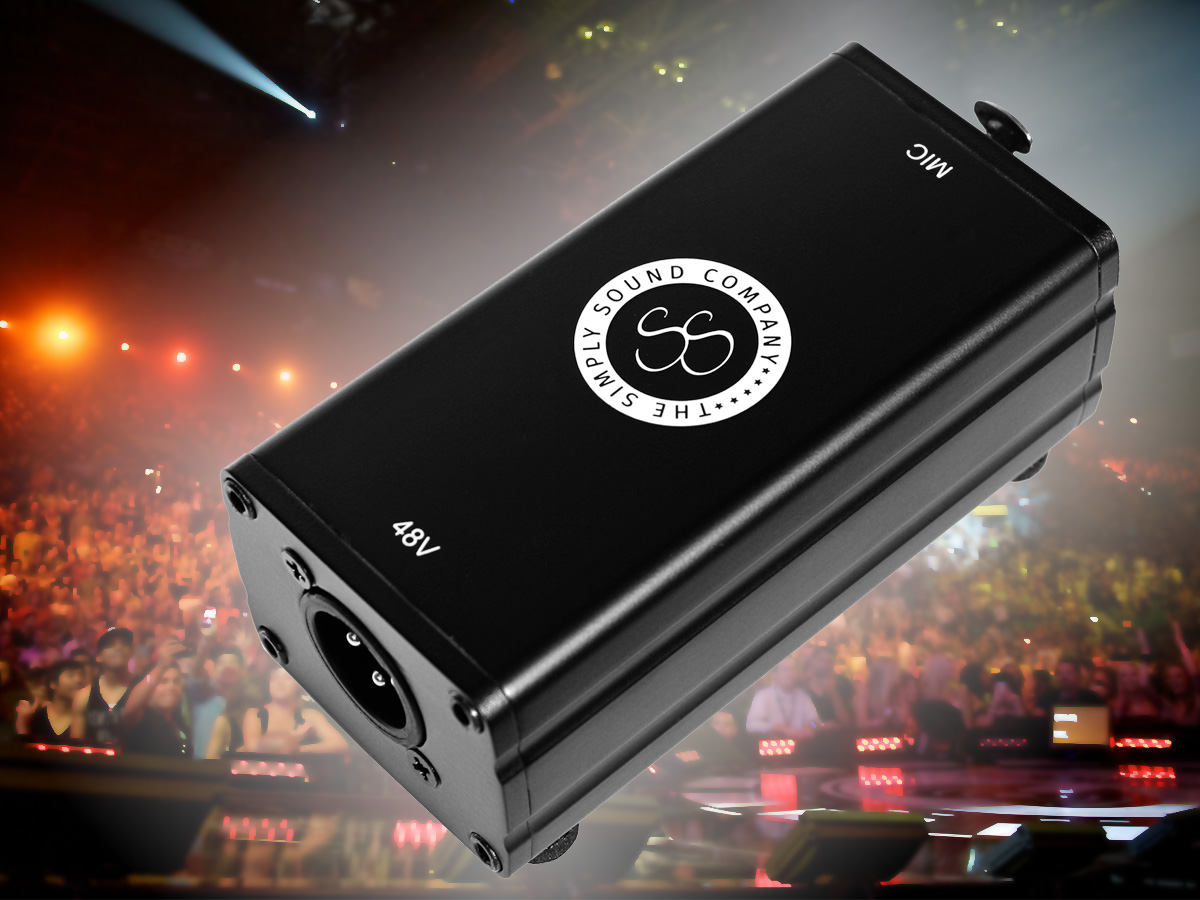 The Simply Sound Company Ss 1 Microphone Preamp Audioxpress Polarity Of High Voltage Output Is Determined By