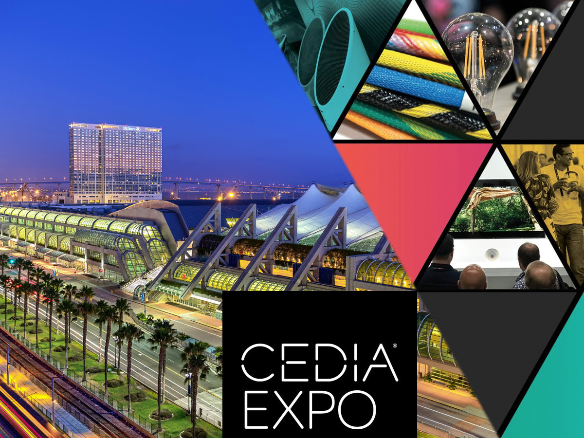 Cedia Expo 2018 Signals New Era For Custom Installation Industry Into The Connected Home Audioxpress